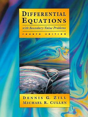 Used gd advanced engineering mathematics by dennis g zill used gd differential equations with boundary value problems by dennis g zill fandeluxe Gallery
