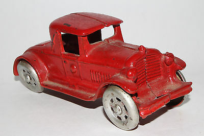 1920's AC Williams Cast Iron Rumble Seat Coupe