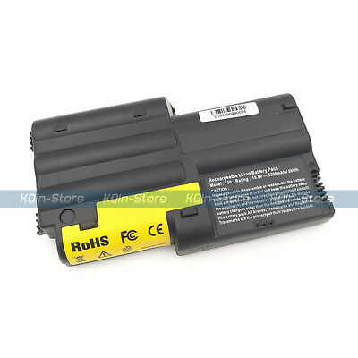 6Cell Battery for IBM ThinkPad T30-2366 02K7034 02K7036 02K7037 02K7038 02K7072