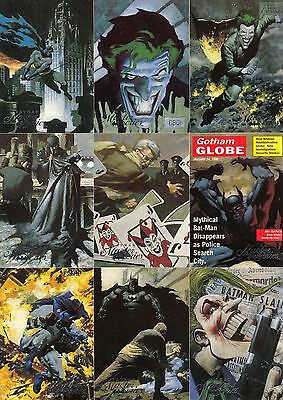 Batman Master Series 1995 Fleer Skybox Complete Base Card Set Of 90 Dc