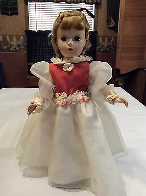 "14"" Vintage Madame Alexander Amy Little Women Doll W/ Margaret Face"