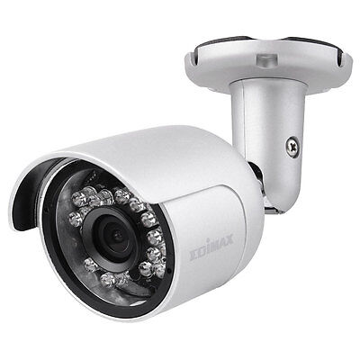 HD Wi-Fi Mini Outdoor Network Camera with 139o Wide Angle View, Day & Night New