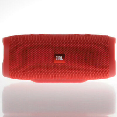 Neuf Jbl Charge 3 Charge3 Portable Bluetooth Speaker Red Rouge Waterproof
