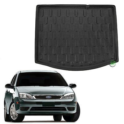 FORD FOCUS mk2  HTB 2005-10 Tailored Boot tray liner car mat Heavy Duty FO100420