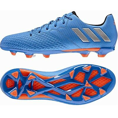 adidas Messi 16.3 Junior FG Speed of Light Pack Fußballschuhe blau [S79622]