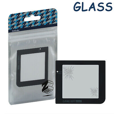 Screen lens for Pocket Game Boy Nintendo GLASS replacement cover GBP | ZedLabz