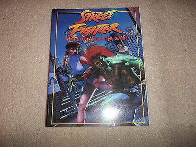 Street Fighter the Storytelling Game RPG Core Rulebook