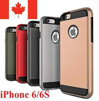 For iPhone 6 & iPhone 6S Case - Ultra Hybrid Shockproof Protective Hard Cover
