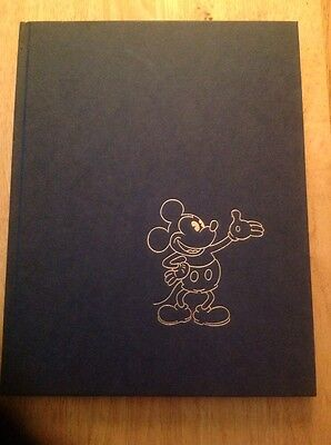 Vintage 1975 The Art Of Walt Disney Hardcover Book By Finch - Mickey Mouse