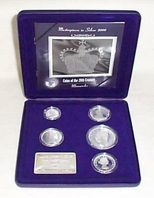 2000 Masterpieces: Coins of the 20th Century, Monarchs