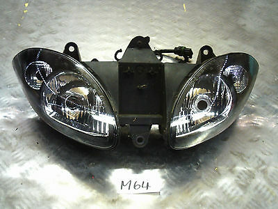 2001 Piaggio X9 125 Uk Headlight Headlamp Head Light Lamp *free Uk Post*m64