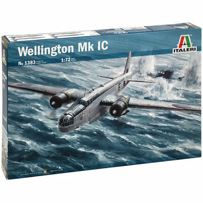 ITALERI 1383 Wellington Mk.IC 1:72 Aircraft Model Kit