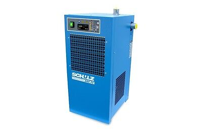 Schulz Refrigerated Air Compressor Dryer: 71 - 86 Cfm - Ads75-Up - Special Price