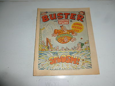 BUSTER & MONSTER FUN Comic - Date 03/09/1977 - UK Paper comic