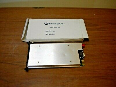 Fiber Options Fiber Optic Rx 1312B-R-R/1Bxx Free Shipping