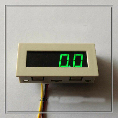 Digital LED Tachometer RPM Speed Meter for Hall Proximity NPN/PNP Switch Sensor