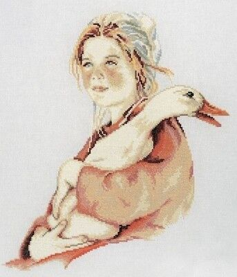 """Counted Cross Stitch Kit RTO M352 - """"Freckles"""""""