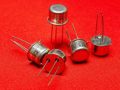 2x & 5x 2N3019 TRANSISTOR Central Semiconductor