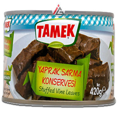 Tamek - Stuffed Vine Leaves - 420 gm