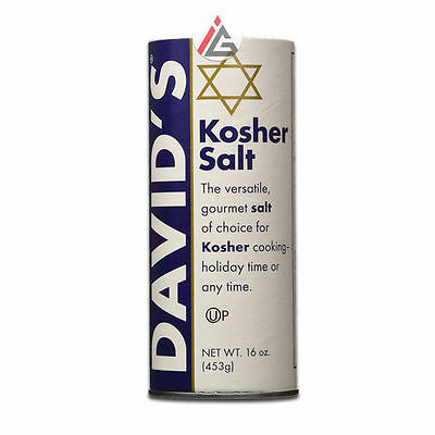 Davids - Kosher Salt - 453 gm