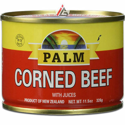Palm - Corned Beef with Juices - 326 gm
