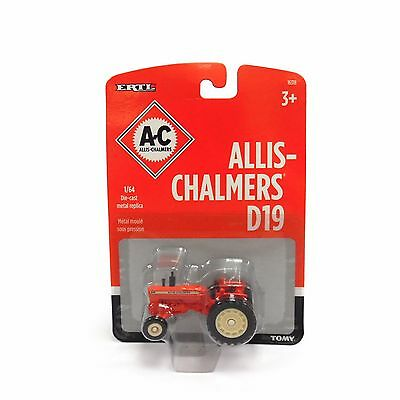 Allis Chalmers D-19 Wide  Front Tractor 1:64 Scale Ertl 2016 New