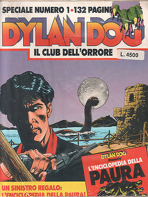 Dylan Dog Speciale N. 1 - Nuovo, Ancora Blisterato!