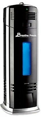 Breathe Fresh Air Purifier Permanent Filter Ionic Pro Ionizer Cleaner With Uv-c