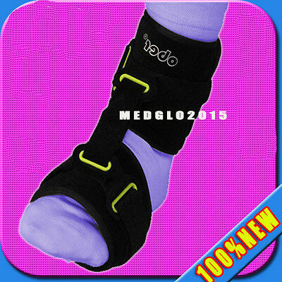 Ankle Brace Support Plantar Fasciitis Foot Cramps Prevent Foot Drop Free Size