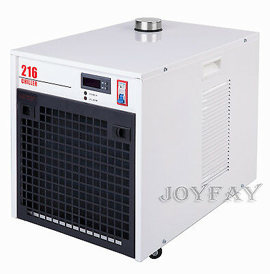 1600W Industrial Water Cooled Chiller Cool Cooling Water Machine