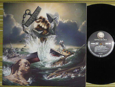 Salty Dog, Every Dog Has Its Day, Lp 1990 Germany Ex/ex With Inner Sleeve