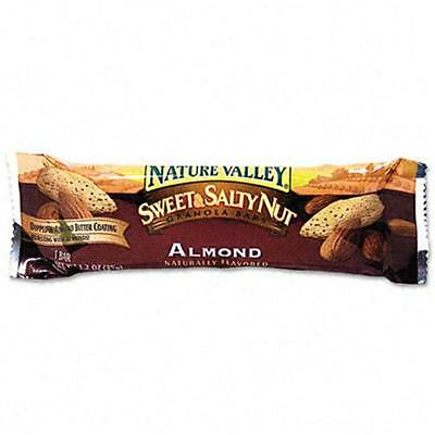 Advantus Nature Valley Granola Bars Sweet & Salty Nut Almond Cereal 1.2oz Bar...