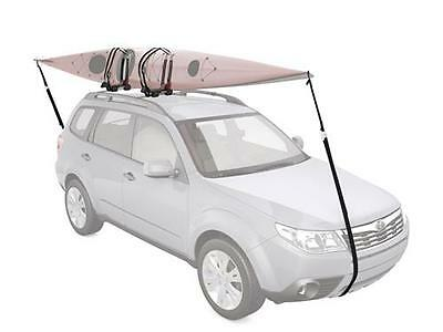 Blk Aluminum 52 Square Roof Rail Rack Cross Bartravel Luggage