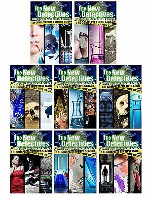 The New Detectives: Complete Series Seasons 1 2 3 4 5 6 7 8 9 Box / DVD Set(s)