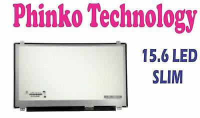 "compatible 15.6"" Slim LED Screen For LP156WHB TLA1 (TL)(A1) 40 pin"