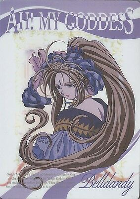 Ah My Goddess Pencil Board Shitajiki Belldandy #4