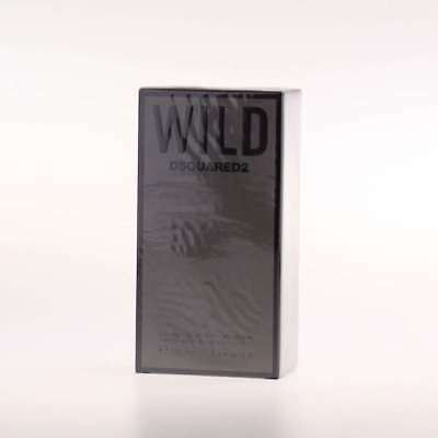 Dsquared² Wild EDT ★ Eau de Toilette 100ml NEU&OVP