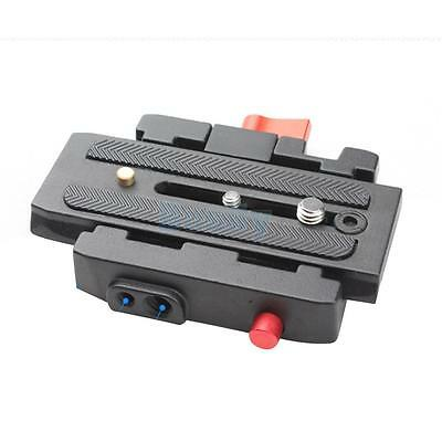 Camera Quick Release Mount System with Slide Plate for Tripod Ball Head