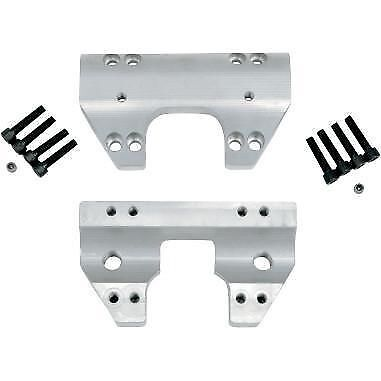 Handlebar Clamp Set 1 1/4in. Handlebars LA Choppers 0602-0212