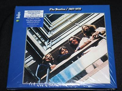 1967-1970 [Digipak] by The Beatles (CD, Oct-2010, 2 Discs, Apple (USA))