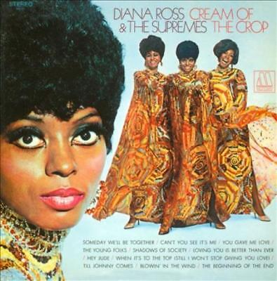 Diana Ross & The Supremes - Cream Of The Crop [Digipak] New Cd