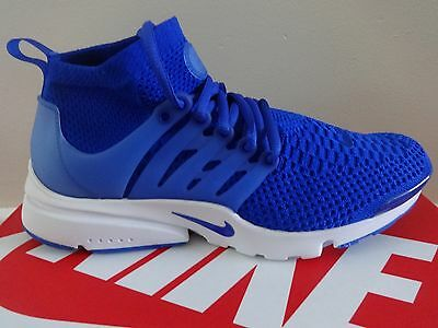 Nike Air Presto Flyknit Ultra mens trainers sneakers 835570 400 NEW+BOX