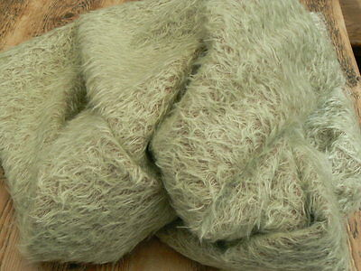 1/8 Metre Of Mohair/German,Antique Style