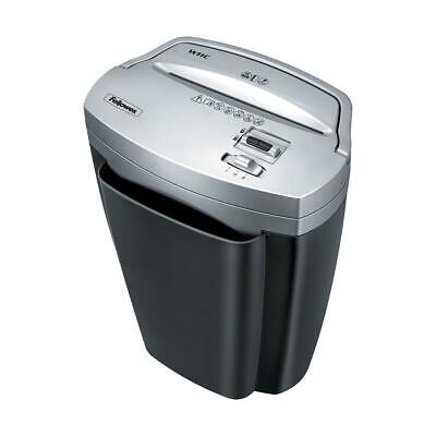 Fellowes PowerShred W-11C Home Cross-Cut Shredder, 11 #3103201