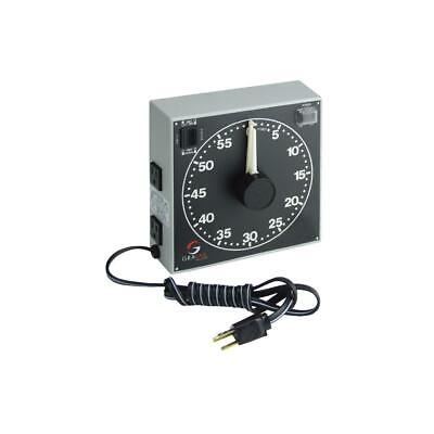 Gralab Model 300 60-Minute Darkroom Timer 120V/60HZ #7-300-160R