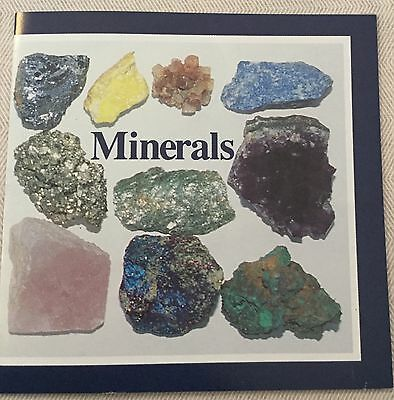 Mineral Booklet