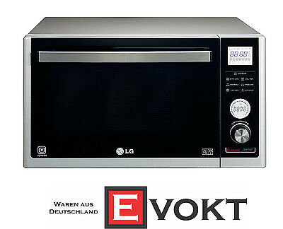 LG MJ3281BCS Microwave Oven With Grill & Convection 32L Temp Control Genuine NEW
