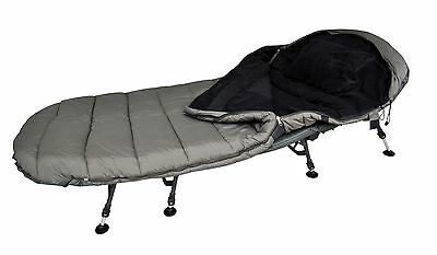 Schlafsack Angelspezi 5 Season Comfort Camping Fleece Outdoor Angeln SleepingBag
