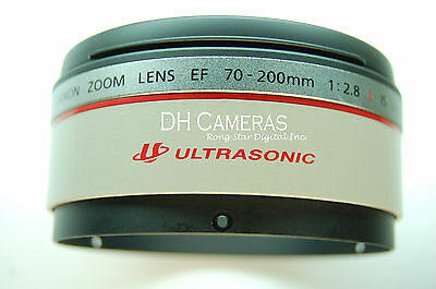 Canon EF 70-200mm f/2.8L IS USM Front Frame/ Front Sleeve New Part yg2-0530-000