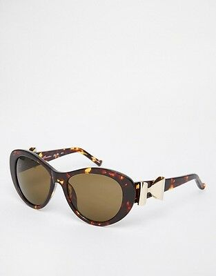 Agent Provocateur Rounded Bow Sunglasses New In Box Rrp £245